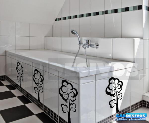 Adesivo azulejo decorativo cozinha banheiro parede box for Azulejo para pared de sala