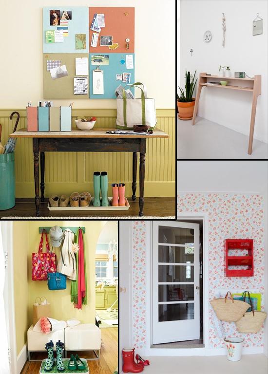 Decore a entrada da casa adesivos de parede gaudesivos blog - Como ordenar la casa ...