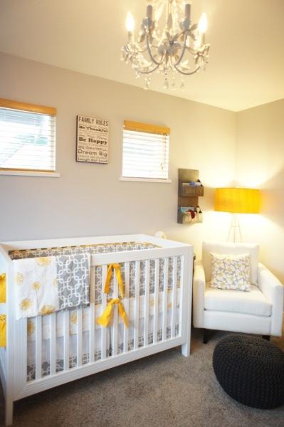 decoracao de quarto de bebe azul e amarelo:Ideias modernas de decoração quarto de bebê
