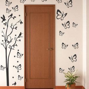 borboletas adesivos de parede