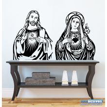 gaudesivos Jesus e Maria