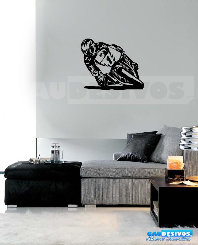 Armario Ropero Translation ~ Adesivo decorativo de Motos Classica e Esportiva Motos
