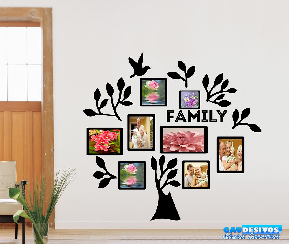 Armario Planejado Para Quarto Casal Pequeno ~ Adesivo Decorativo de ParedeÁrvore Genealógica para FamiliaÁrvores