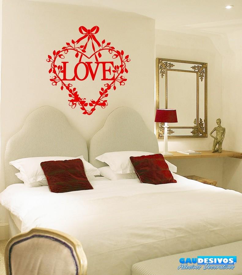 Aparador Canadá Com Tampo De Vidro ~ Adesivo Decorativo De Parede Mandala Em Coraç u00e3o Love