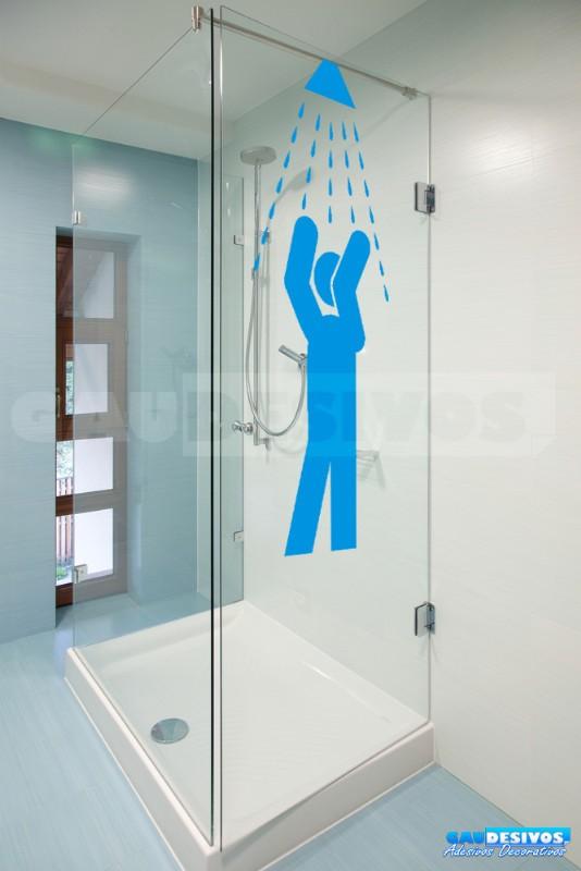 Adesivo Infantil De Parede ~ Adesivo de banheiro no banho Banheiro