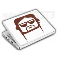 Adesivos de Notebook Personalize com sua cara Mexicano