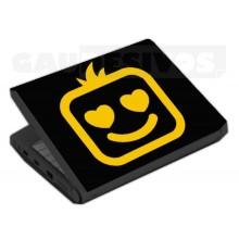 Adesivos de Notebook Personalize com sua cara Apaixonado
