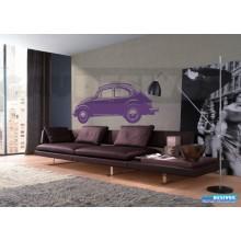Adesivos decorativos de carro Fusca