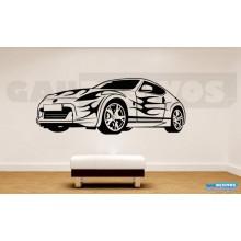 Adesivo Decorativos de carros esportivo