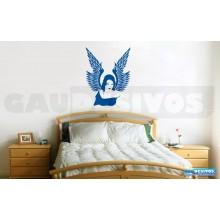 Garota Anjo com asas