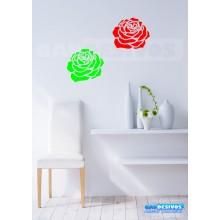 Adesivo decorativos Abstrato 2 Rosa grande - Pode escolher 1 bola cada cor