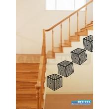 4 Quadrados Risco