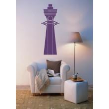 Adesivos Estátuas Torre em paris