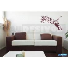 Adesivos de Animais tigre