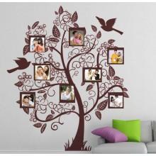 Adesivo Parede Árvore Genealógica 4