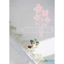 Adesivos de florais