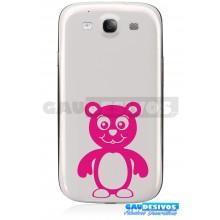Kit Com 4 Adesivos Urso 5