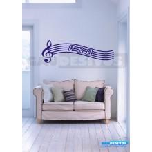 Adesivos Músicais R e B