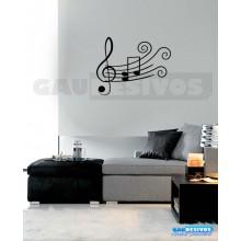 Adesivos Musicais