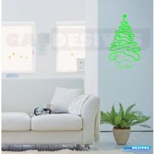Adesivos Natal Arvore