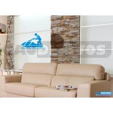 Adesivos Pictogramas Jet Ski