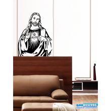 Adesivo de Parede Religioso Jesus Cristo