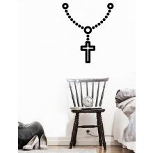 Adesivo Decorativo de Parede Religião Crucifixo
