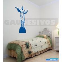 Adesivos Estátuas Cristo Redentor