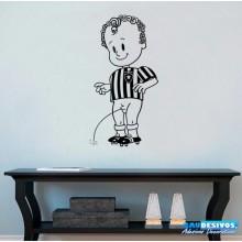 Adesivo Mascote Botafogo