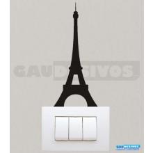 Adesivos Tomadas Torre Eiffel